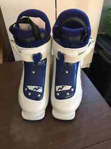 Youth Nordica Ski Boots Strathcona County Edmonton Area image 2