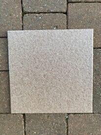 Niro Granite Floor Tiles - (1 Box) - Dark Beige - 295mm x 295mm