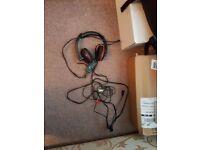 Turtle beech headset