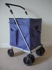 Shol-eco shopping trolley