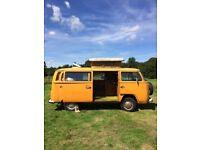 Beautiful Campervan Type 2 - Rust Free - SUMMER IS COMING!
