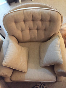 Free Beige Comfy Chairs