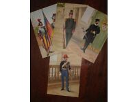 vintage photos of family,rare postcards from 1908 & souvenirs from 1924 onwards.