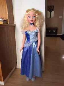 "38"" Disney Cinderella Doll"