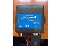 AIS super sensitive 2 channel receiver