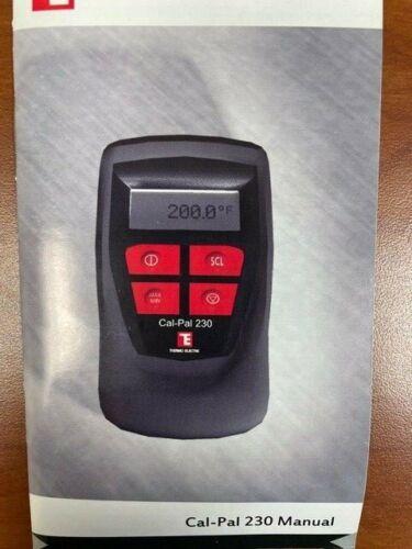Thermo Electric Cal-Pal 230 Thermocouple Calibrator