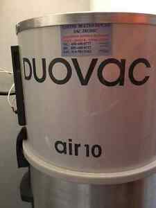 Aspirateur central Duovac Air 10