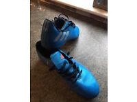 Mens Adidas Messi 16.4 blue astra turf football boots