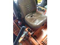 """SCAG Diesel Sabre Tooth Tiger 60"""" ride onMower"""