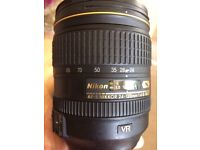 Nikon AF-S 24-120mm f/4G ED VR - EXCELLENT CONDITION