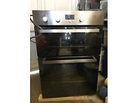 Hotpoint Built-in Electric double-oven for sale - slightly used