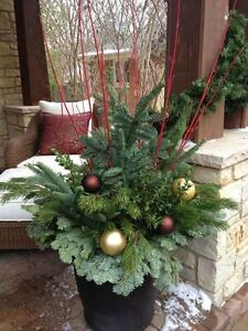 Best Christmas arrangement for best prices in town made by a pro Windsor Region Ontario image 3