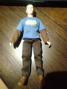 The Big Bang Theory Sheldon Action figure Doll