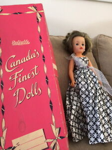 VINTAGE doll from the 1950's