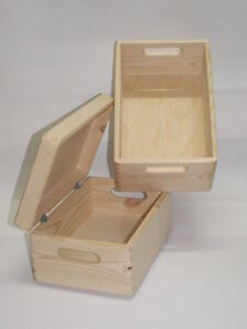 Plain-Unpainted-Natural-Wooden-Tool-Storage-Box-Memory-Small-Chest-Craft-Box
