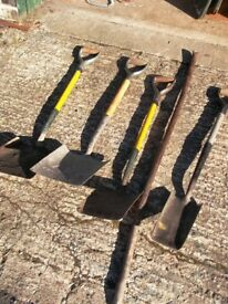 Shovels/Spades