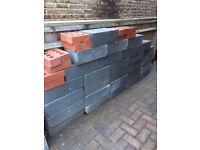 30 x 140mm thermal blocks and 30x engineering bricks
