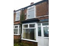 Two Bedroom Terrace situated on Maye Grove off Beverley Rd - £325 per month