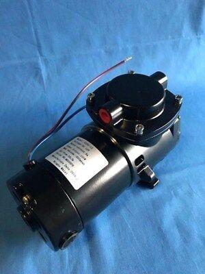 Maisi Dc 12v Brush Diaphragm Compressor Vacuum Pump 100w New Gz3512