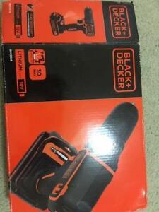 Black&Decker Drill 18V (*stuck Keyless Chuck)