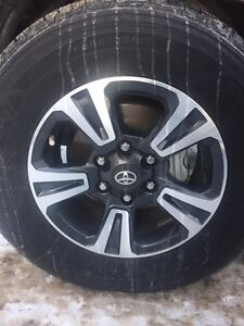 """Wanted - 2016 Toyota Tacoma TRD Sport Alloy Wheels - 17"""""""