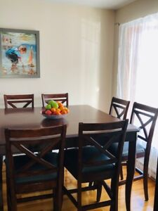 Ensemble de salle à manger - Counter-Height Dining set