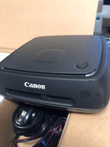 Canon CS100 station stockage photo 1 TB