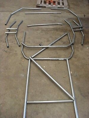 Spec Miata Roll Cage Advanced Autosports DIY Deluxe Kit