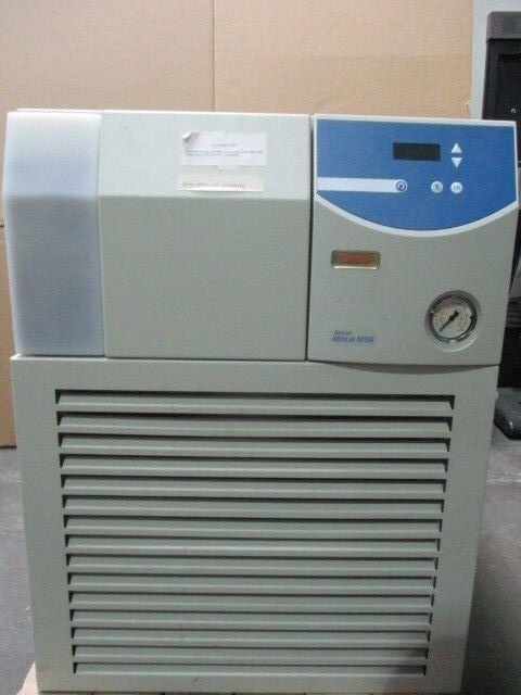Thermo Scientific Neslab Merlin M150 Chiller, BOM 266216042000, Working 450829