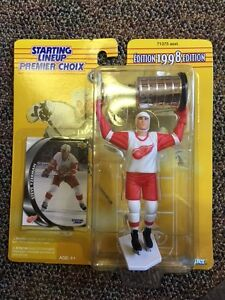Starting Lineup Figures NHL, NBA, MLB Kitchener / Waterloo Kitchener Area image 1