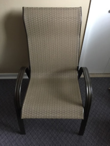 Extra Wide Patio Chair