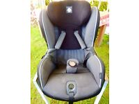 Mamas and Papas car seat 9-18 kg BELTED