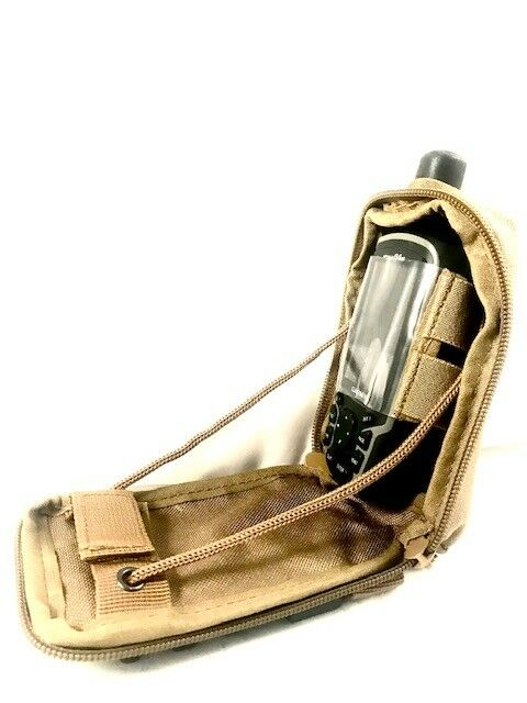 MOLLE GARMAN GPS POUCH Cell Phone Eletronics Coyote Tan - $19.95
