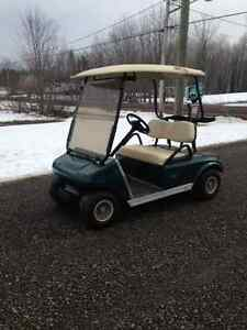 Golf Cart - 2008 Club Car DS Electric