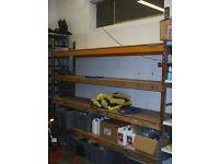 Large Shelf Racking