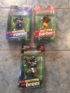 12  collectible sports  figure lot
