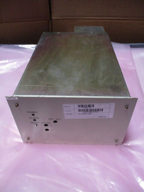 Tamagawa Seiki AU3501N8 Turbo Pump Controller, 423298