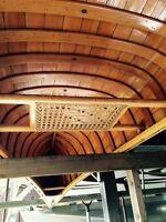 15' Chestnut Chum Canoe