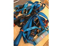 2 Work Safety Harnesses *pick up only*