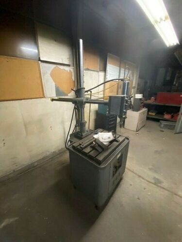 Electro Arc Table Model 2-DBQT Metal disintegrators with autofeed and software