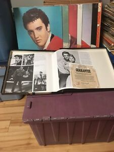 Elvis Presley Greatest Hits Box Set