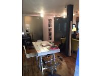 lovely room with your own en suite bathroom in a hackney warehouse