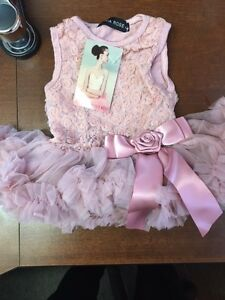 Olivia Rose infant dress size 0-3months, Brand new w/ tags Kitchener / Waterloo Kitchener Area image 2