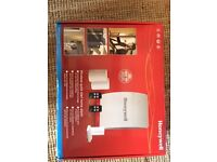 Honeywell wireless quick start home alarm