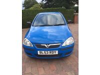 32665 MILES ONLY VAUXHALL CORSA 1.L 2 OWNERS FROM NEW EXCELLENT CONDITION ALL ROUND