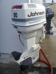 JOHNSON 90HP, 2-STROKE OUTBOARD Rockingham Rockingham Area Preview