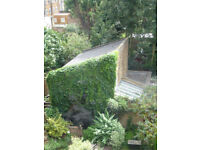 Well House. Unique, contemp,light,detached -3 bed former stables in square.Own mews.Private-no fees.