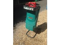 Bosch garden shredder AXT Rapid 2200w