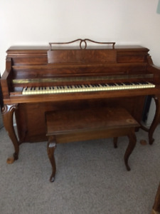 Spring Cleaning Special on Mason and Risch Piano