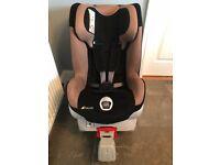 Ex display Hauck Varioguard Isofix Car Seat